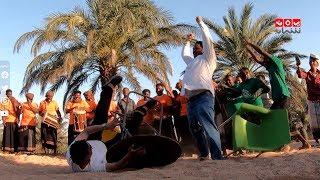 شاهد الفنان خالد الجبري مع المذيع خالد الحوصلي في منافسة المكاسرة من تتوقعوا يفوز | رحلة حظ 2