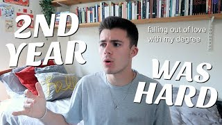 second year at durham university: honest review (falling out of love with my degree)