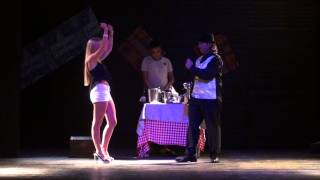 Amwaj Blue Beach Resort & Spa - July 2014 - Magic Show Thumbnail