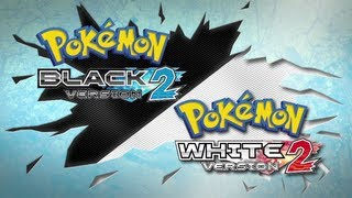 Pokémon Black Version 2 & Pokémon White Version 2 (Nintendo DS) - Trailer de lançamento