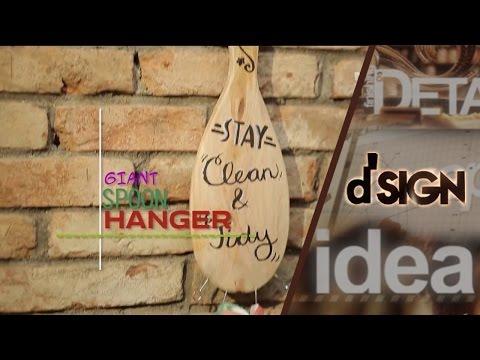 D'SIGN - Tips Penataan Kitchen Area Agar Bersih dan Rapi