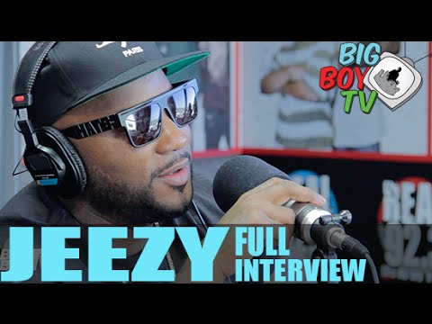 Jeezy on Going To Jail, Tupac's Legacy, And More! (Full Interview) | BigBoyTV