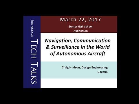 Navigation, Communication & Surveillance in the World of Autonomous Aircraft