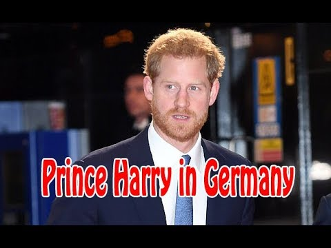 Prince Harry news: Harry enjoyed a weekend in Germany