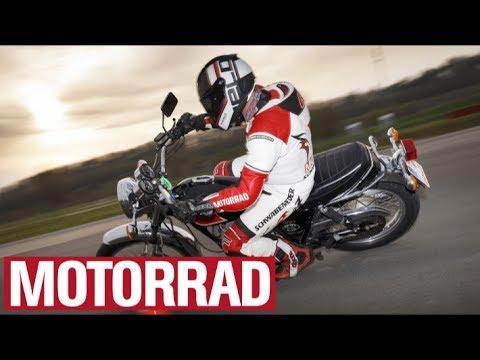 Yamaha Sr 500 Im Top Test Alles Gute Zum Geburtstag Youtube