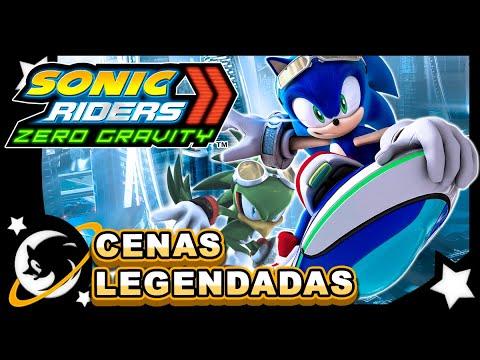 Sonic Riders Zero Gravity: O FILME