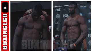 A NEW HEAVYWEIGHT TERROR! POWER & BUILD LIKE WILDER MORE MUSCLES EFE AJAGBA READY!! | BOXINGEGO