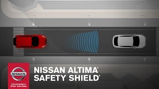 Always Looking out for you – Nissan Altima Safety Shield