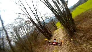 fast drone