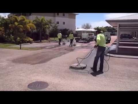 Pressure Cleaning of Townsville Riverveiw apartments ...