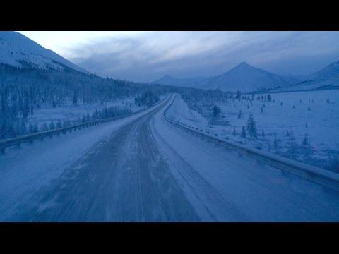 Kolyma Road of Bones in Yakutia, Siberia, Russia - Winter Trip!