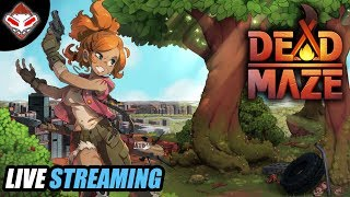 [LIVE] HAJAR ZOMBIE | DEAD MAZE (PC GAMES)