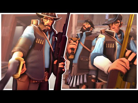Team Fortress 2: Три Мушкетера!