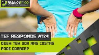 Correr após dor na região lombar