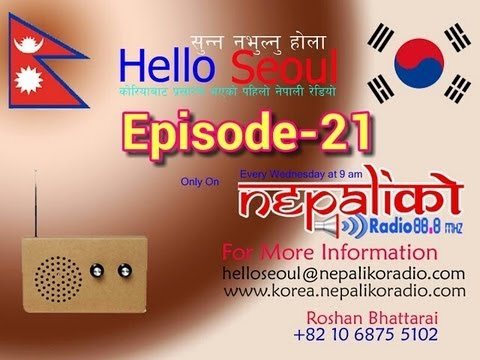Hello Seoul Episode -21