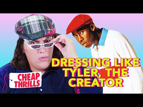 How to Dress Like Tyler, the Creator | Cheap Thrills