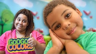 PLEASE AND THANK YOU MOM! Goo Goo Gaga Learn Manners with Family