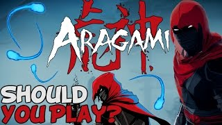 "Aragami '""Best Stealth Game Of 2016 So Far?"""