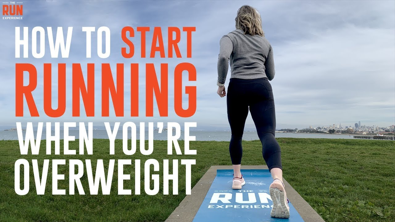 How To Start Running When You Re Overweight Sample Week Youtube