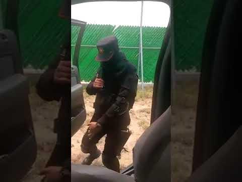 Chona Challenge'llega hasta Fuerza Civil de Nuevo León