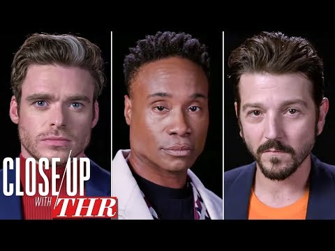 Drama Actors Roundtable: Richard Madden, Billy Porter, Diego Luna, Stephan James & More | Close Up