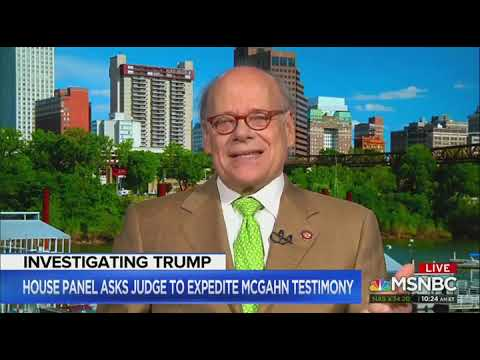 Steve Cohen Puts On 'Make Russia Great Again' Hat, Says 'I Just Want To Show You What's Happening In America'
