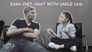ZARA LEOLA CHIT-CHAT WITH UNCLE UUS