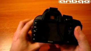 видео обзор Nikon D3100