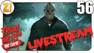 Freitag der 13.: Die Axt im Haus erspart den Jason! LvL 65+ #56 🔴 Let's Play [DEUTSCH]