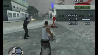 GTA SA - Zombie Mod