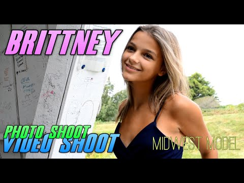 Teen Model Brittney - Introducing Brittney - Midwest Model Agency - Fashion In Vogue