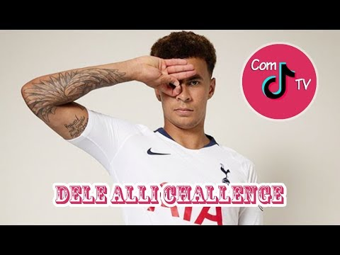 Dele Alli Challenge TikTok Musical.ly Compilation 2018