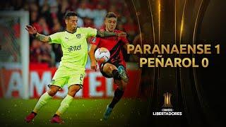 Athletico Paranaense vs. Peñarol [1-0] | RESUMEN | CONMEBOL Libertadores 2020