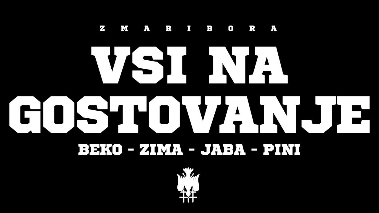 Download Vsi na Gostovanje - BEKO X ZIMA X JABA X PINI - ZMARIBORA