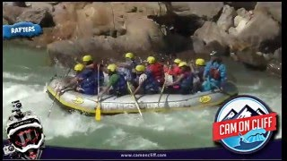 Rishikesh Rafting with The Travelling Circus
