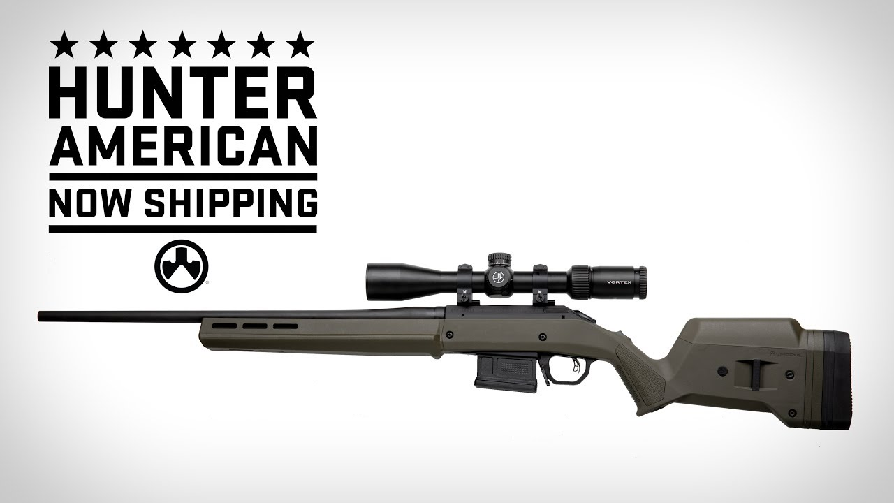 Magpul - Hunter American - Now Shipping