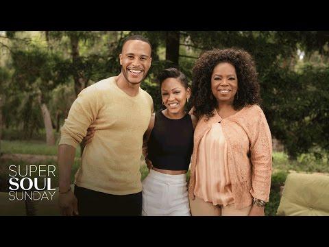 Oprah Sits Down with DeVon Franklin and Meagan Good | SuperSoul Sunday | Oprah Winfrey Network