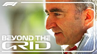 Paddy Lowe On Leaving Williams And Winning With Mercedes | Beyond The Grid | Official F1 Podcast