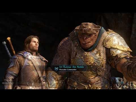 Cirith Ungol Fortress Siege | Shadow Of War