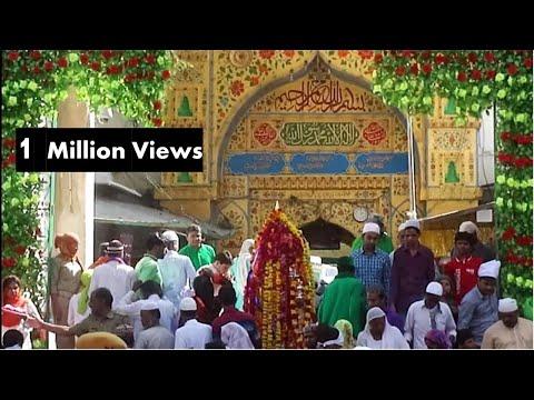 moharram 10 tariq tazie ki sawari in ajmer dargah main  gate