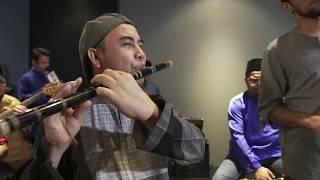 Cover images SUARA TAKBIR - P Ramlee instrumental seruling cover by Trio Seruling dan mymusiclab family