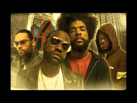 The Roots Guns Are Drawn Outro Loop