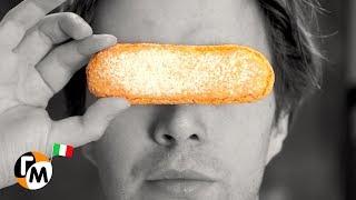 Быстрое печенье к чаю! САВОЯРДИ (печенье для Тирамису) -- Голодный Мужчина (ГМ, #175)