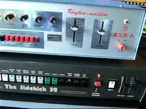 elka rhythm machine