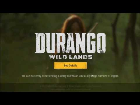 Durango: Wild Lands (Unreleased) android game first look gameplay español