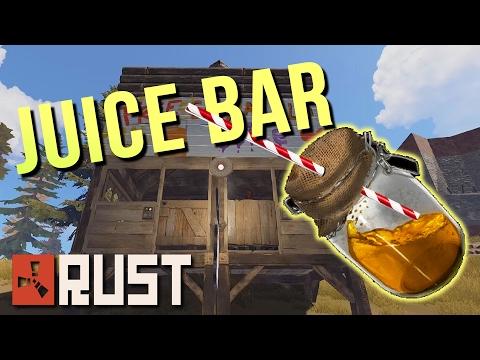 JUICE BAR - Rust