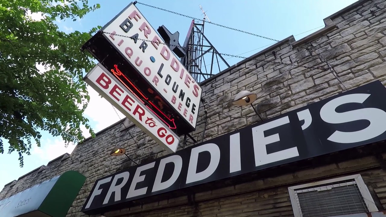 the brown hotel or freddie's bar in louisville? popp over america