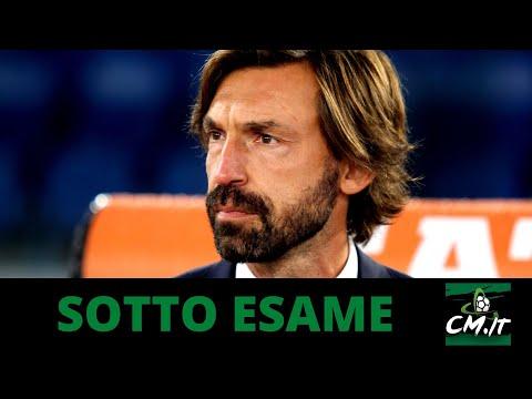 """Calciomercato Juventus: """"PIRLO sotto ESAME fino a Natale"""""""