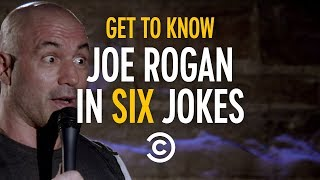 Get to Know Joe Rogan in Six Jokes