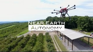 Precision Autonomous Flight Without GPS